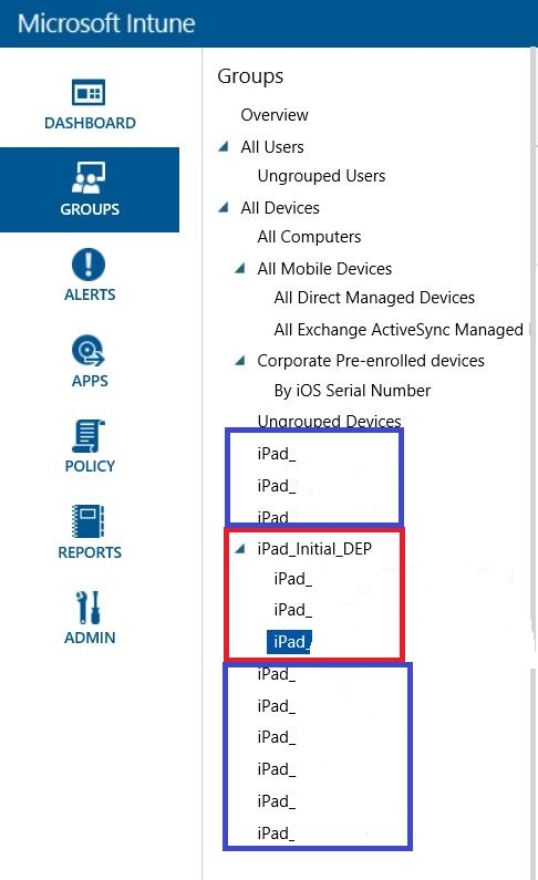 Apple DEP and Intune – Part 1 – The issues | Bindertech